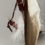 Eagle Goose Feather Totem